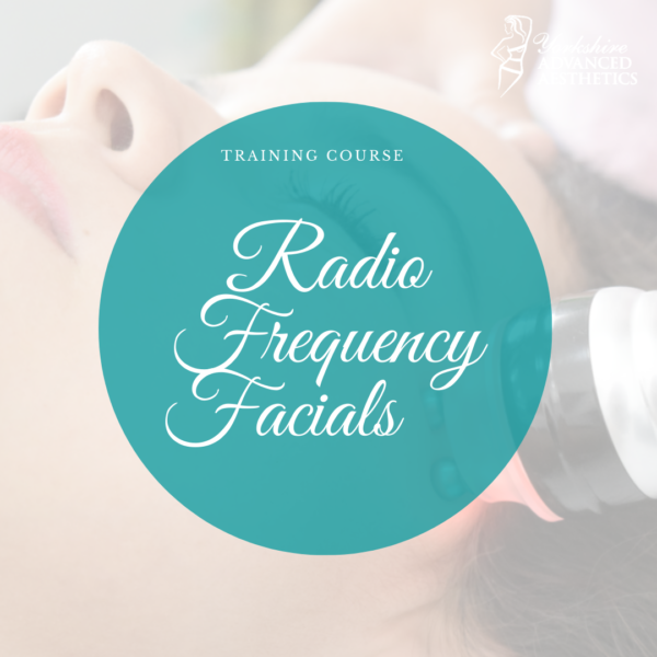 Radio Frequency Facials Training Course